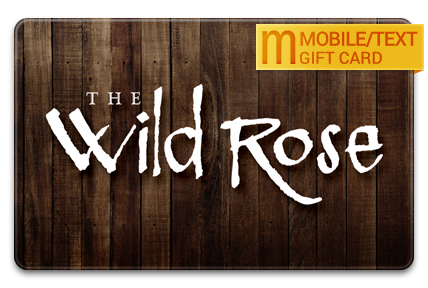 The Wild Rose M-Gift Card